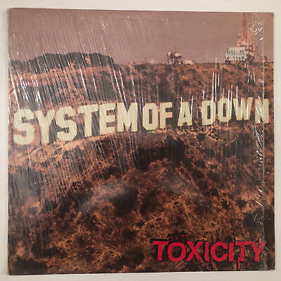 System Of A Down - Toxicity - American Recordings – C 62240 - Vinyl - VG+/VG+