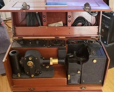 Cambridge Instrument Co. Simpli-Trol Electrocardiograph-Stethograph. ☆Very Nice☆