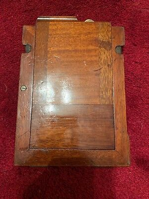 Vintage Half Plate Holder For Old Camera (A) - Think This Is a Double One