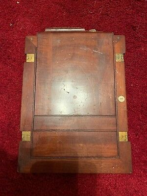 Vintage Half Plate Holder For Old Plate Camera (B) - Think It's A Double Holder