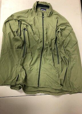Patagonia Mars L PCU Level 5 Slingshot Soft Shell Jacket Alpha Green