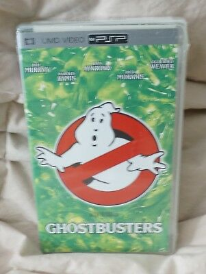 NEW : SEALED : Ghost Busters UMD Video Full Length Movie For Sony PSP