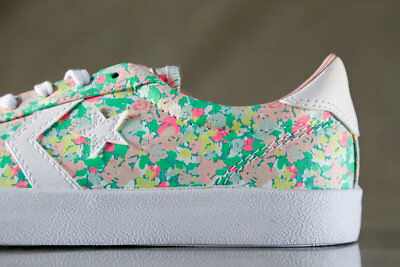 CONVERSE ALL STAR BREAKPOINT FLORAL OX low top shoes for women f0a0c3031