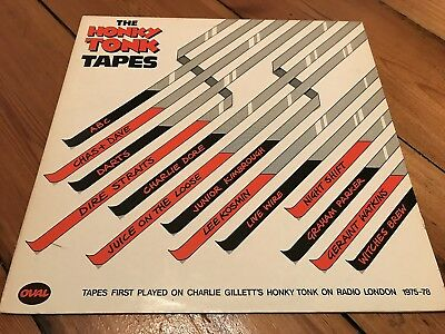 The Honky Tonk Tapes LP *BELLAPHONE 230 07 002