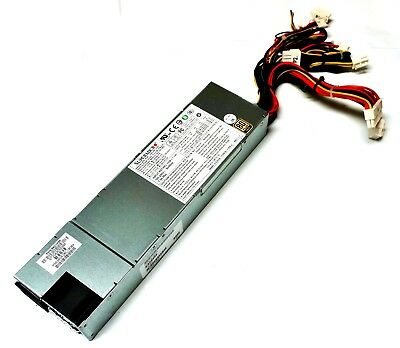 Power Supply PWS-563-1H20 SuperMicro 560W/600W 1U Multi-Output PSU Server 1U