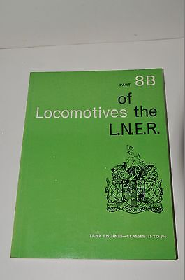 LIVRE LOCOMOTIVES OF THE LNER partie 8B