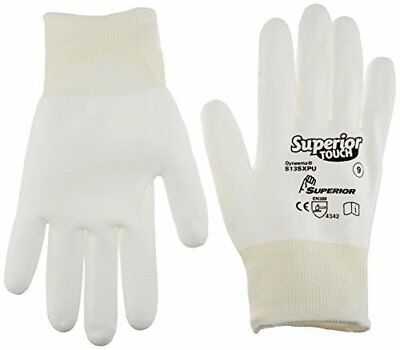 Superior Glove Works S13SXPU Superior Touch Dyneema String Knit Glove with (9)
