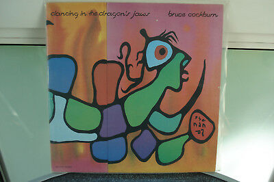 Bruce Cockburn -dancing in the dragons jaws -LP