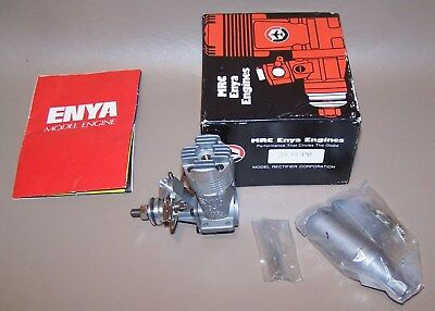 New in Box (Made In Japan) Enya .19-VI Model 4006 R/C Model Airplane Engine