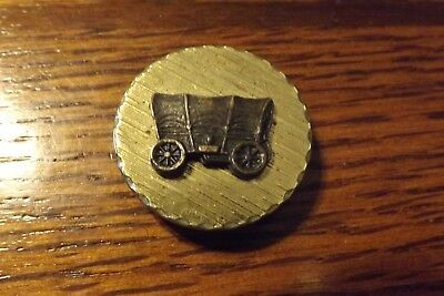 Boy Scout Bolo Tie Wagon (Slide Only)