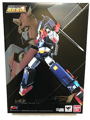 NEW Soul of Chogokin GX-79 Voltes V F.A. Full Action US seller