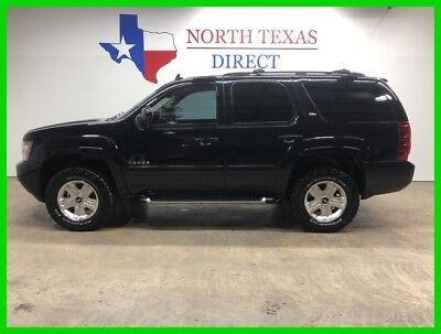 2014 Chevrolet Tahoe Z-71 4x4 LT3 Leather Sunroof Rear Entertainment 3r 2014 Z-71 4x4 LT3 Leather Sunroof Rear Entertainment 3r Used 5.3L V8 16V