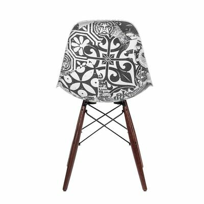 FOUR (4) Shepard Fairey x Modernica Eames Chairs Obey Giant Beyond The Street