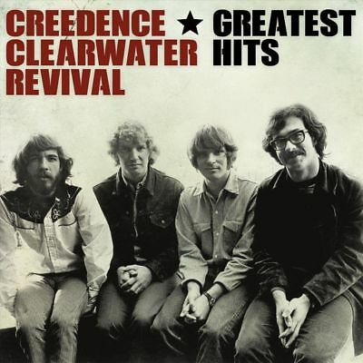 Greatest Hits by Creedence Clearwater Revival (CD, 2014, Fantasy) *NEW* FREE S&H