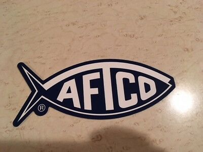 8f2b9bdef9035 AMERICAN FISHING TACKLE Co. Shirt M Bluewater SS Vented Olive Button ...
