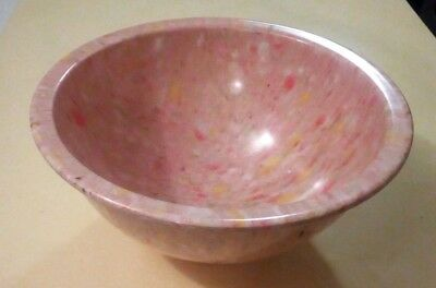 "Vintage Texas Ware 111  8"" Confetti Melamine Mixing Bowl Speckled Splatter"