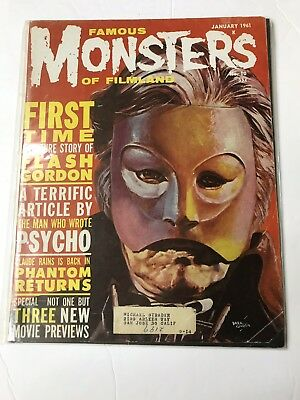 Famous Monsters of Filmland No. 10