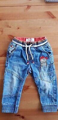 boys 12 - 18 months NEXT jeans - worn once - excellent condition