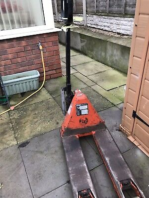 used hand pallet truck