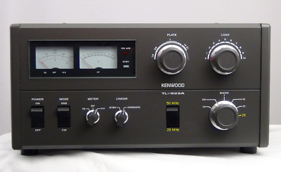 "Add the 10m & ""Magic Band"" (6m) on your KENWOOD TL-922/A amplifier"