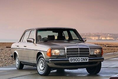 1984 Mercedes-Benz 230E Very high specification
