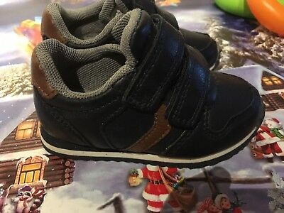 Next Baby Boys Trainers Excellent Condition Worn For 10 Mins