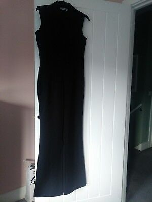 Vintage black  jumpsuit 12
