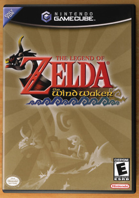 Video Games & Consoles No Manual Zelda The Windmaker Case And Inserts Only