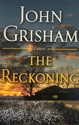 NEW BOOK The Reckoning: A Novel by John Grisham Hardcover
