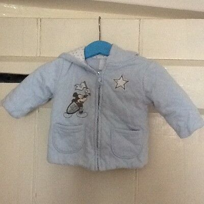 Baby's Mickey Mouse jacket from The Disney Store - size 3-6 months