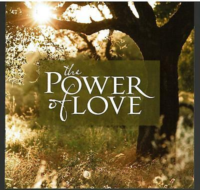Time-Life's THE POWER OF LOVE / TRULY [CD, 2012] NEW! - 18 hits - New Sealed