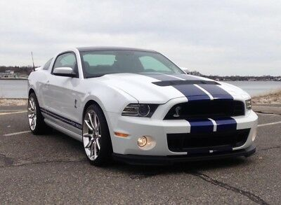 2014 Ford Mustang GT500 Coupe 2014 Ford Shelby GT500