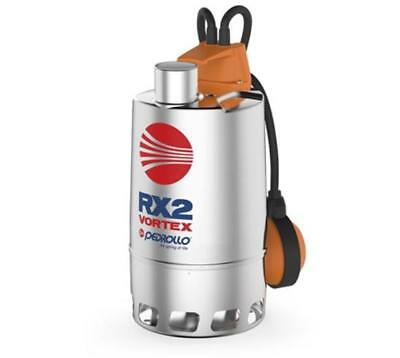 Submersible Pump For Clean Water Rxm1 0,5 Hp Pedrollo