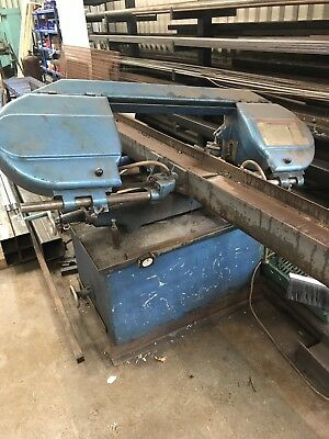 used metal band saw