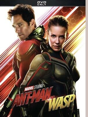 Ant Man And The Wasp dvd New