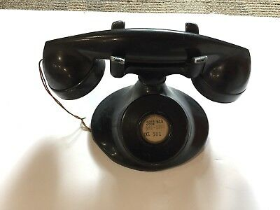 antique western electric telephone no dial