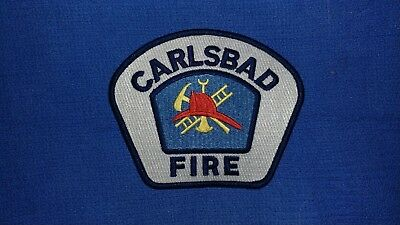 Calsbad Fire Patch