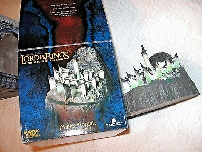 Minas Morgul Statue #1340 WETA LOTR Lord of the Rings