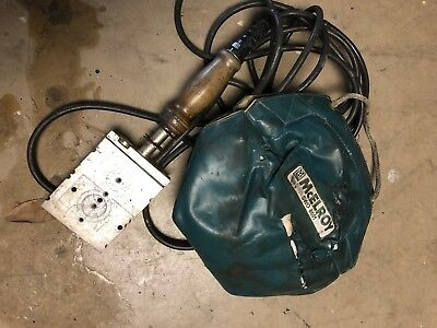 McElroy Multi MC Heater Fusion Machine Heater 214905