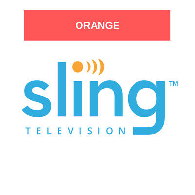 Sling TV Orange + Extras | Full Year Warranty | 1 Hour Delivery