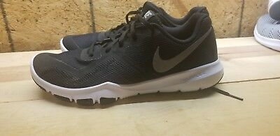 378a327b0194 NIKE FLEX CONTROL II Black Metallic Cool Grey-Cool Grey (924204 010 ...