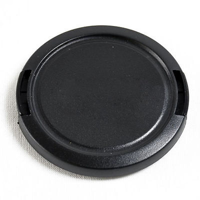77mm Snap-on Len Front Lens Cap Cover For Canon Camera DSLR