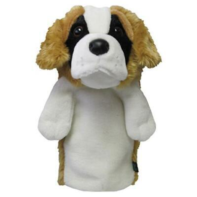 St Bernard Dog Driver Head Cover