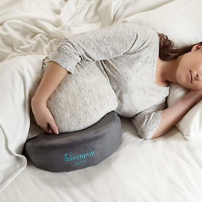 Pregnancy Pillow Wedge for Maternity | Memory Foam Maternity Pillows Support Bod