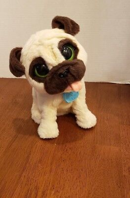 Furreal Friends Frf Jj My Jumpin Pug Puppy Pet Dog Interactive Toy