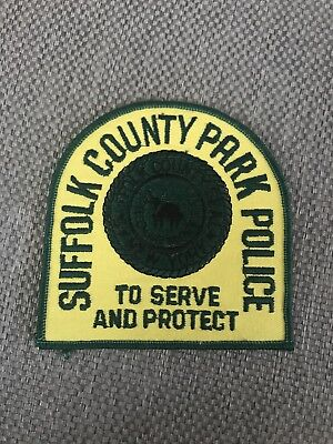 Suffolk County Park Police New York Shoulder Patch