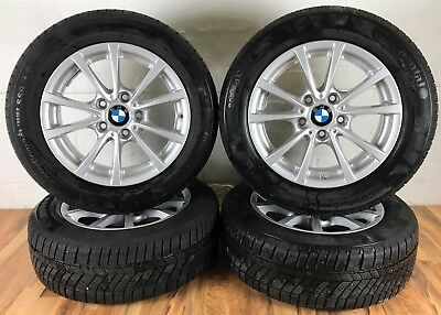 "BMW 3er F30 F31 Rdci 16 "" Alloy Rims Winter Tyres Winter Wheels V Spoke 390"