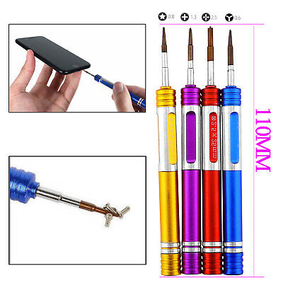8Pcs For iPhone 7/7 Plus Opening Kit Metal Screwdriver Pry Case Repair Tools Set