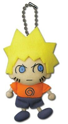 Naruto Shippuden Plush Toy Keychain Key Chain Anime Manga Official Licensed New