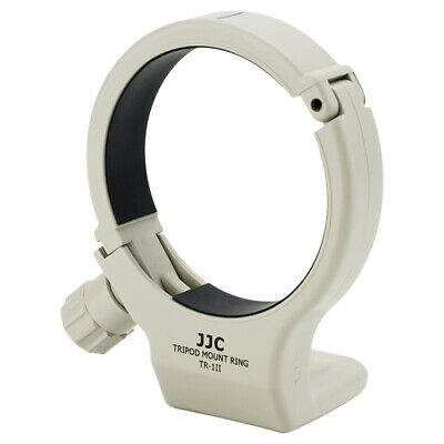 JJC TR-1II Tripod Mount Ring replaces Canon A-2 for EF 70-200mm f/4L IS Lens